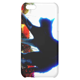 Electrified Cat Case For iPhone 5C