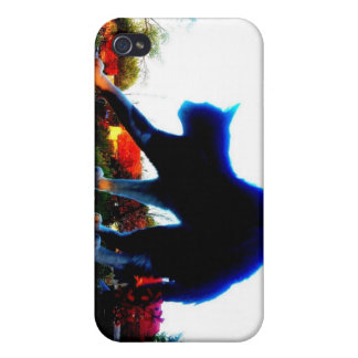 Electrified Cat Covers For iPhone 4