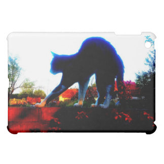 Electrified Cat iPad Mini Covers