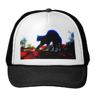 Electrified Cat Trucker Hat