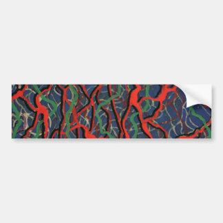 Electrified Gift Products Line Bumper Sticker
