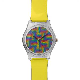 Electrified Rainbow Watch