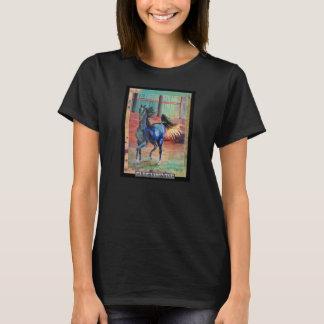 Electrifying! Black Saddlebred T-shirt