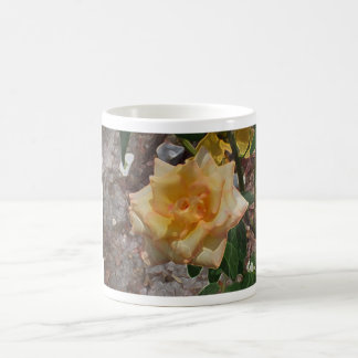 Electrifying Flower Mug