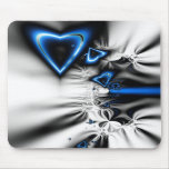 Electrifying Love Mousepad