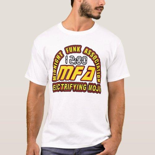 Electrifying Mojo T-Shirt