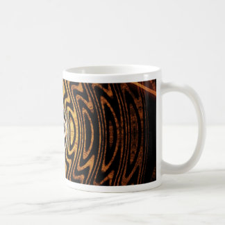 electrifying classic white coffee mug