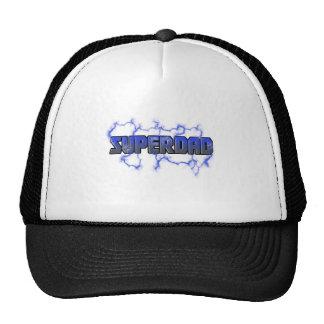 Electrifying Superdad Trucker Hat