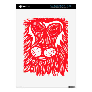 Electrifying Up Fearless Composed iPad 3 Skins