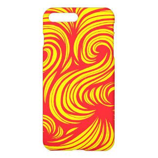 Electrifying Up Fearless Composed iPhone 7 Plus Case