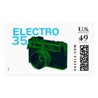 Electro 35 Stamps (.49 Forever)