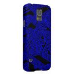 """Electro Blue Aquarius Avenue """"samsung galaxy s5"""" Case For Galaxy S5"""