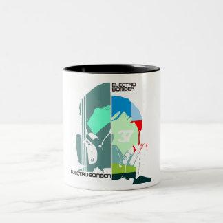 electro bomber mugs