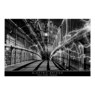 Electro-Bridge Poster