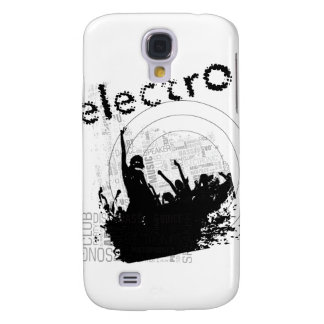 Electro Galaxy S4 Covers