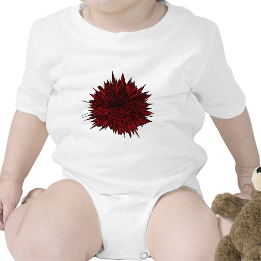 Electro clavel camiseta