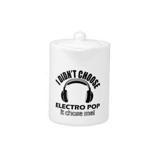 electro diseños del estallido