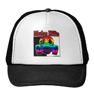 ELECTRO DJ music song mix ELECTRO Trucker Hat