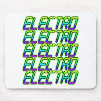 ELECTRO Electro Electro Music DJ Mouse Pad