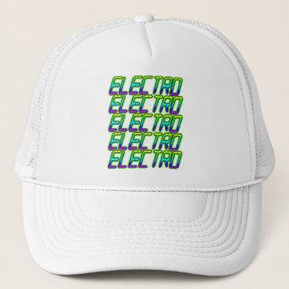 ELECTRO Electro Electro Music DJ Trucker Hat