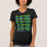 ELECTRO electro electro música DJ Camiseta
