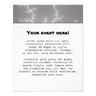 Electro - Fractal Art Flyer