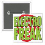 Electro Freak G Badge