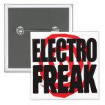 Electro Freak Pins