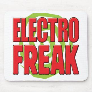 Electro Freak R Mouse Pad