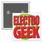 Electro Geek Pins