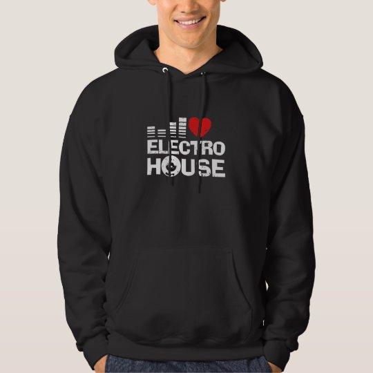 Electro House Hoodie