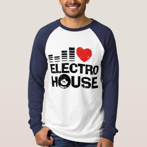 Electro House T Shirt