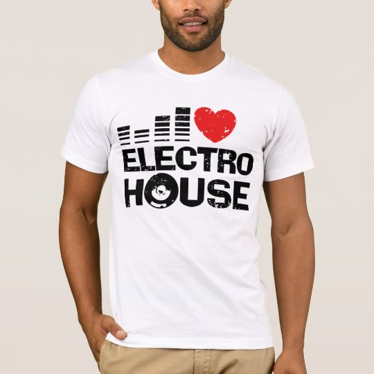 Electro House T-Shirt
