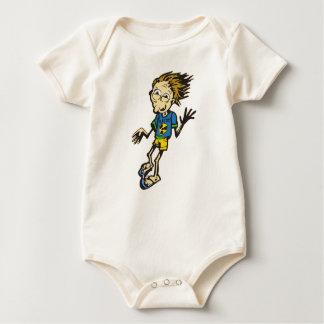 Electro Pop Dance Baby Bodysuit