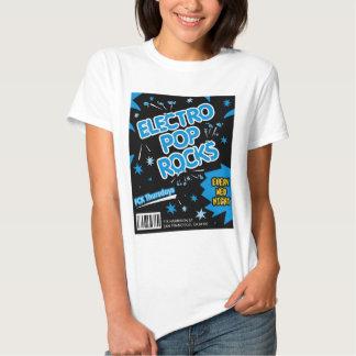 Electro Pop Rocks Candy Blue T-Shirt