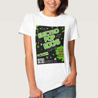 Electro Pop Rocks Candy Green T-Shirt