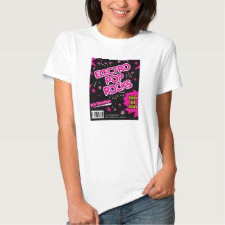 Electro Pop Rocks Candy Pink T-Shirt