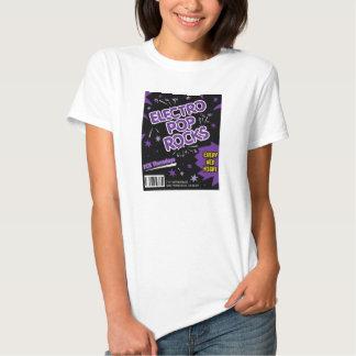 Electro Pop Rocks Candy Purple T-Shirt