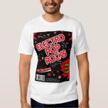 Electro Pop Rocks Candy Red T-Shirt