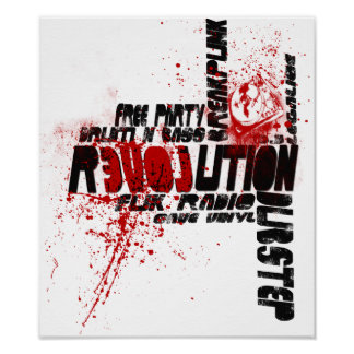 Electro Relovution Posters