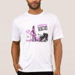 Electro sucio camisetas