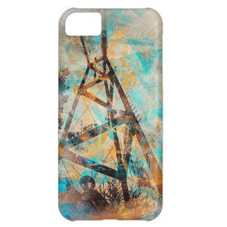 Electro Sutro Fog off the Twinpeaks SanFrancisco iPhone 5C Case