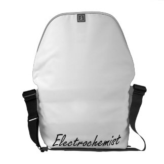 Electrochemist Artistic Job Design Courier Bag