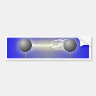 Electrodes Bumper Sticker