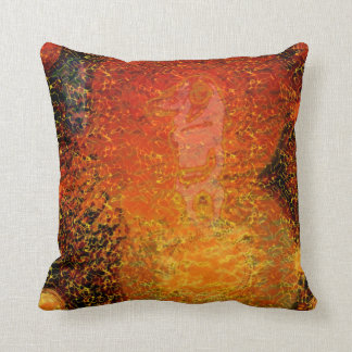 Electroflame Pillow