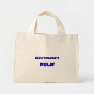 Electrologists Rule! Mini Tote Bag