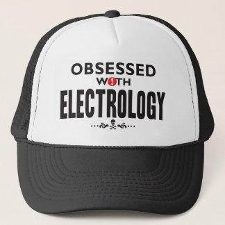 Electrology Obsessed Trucker Hat