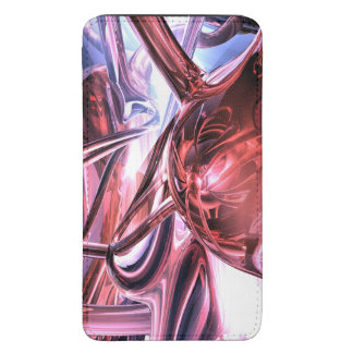Electromagnetic Abstract Galaxy S5 Pouch