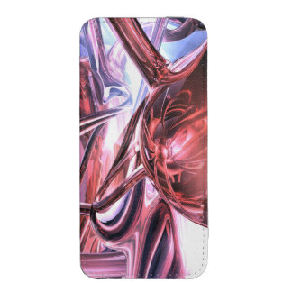 Electromagnetic Abstract iPhone SE/5/5s/5c Pouch