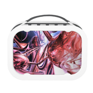 Electromagnetic Abstract Yubo Lunchbox